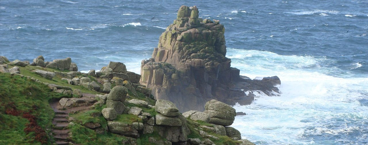 lands end cornwall