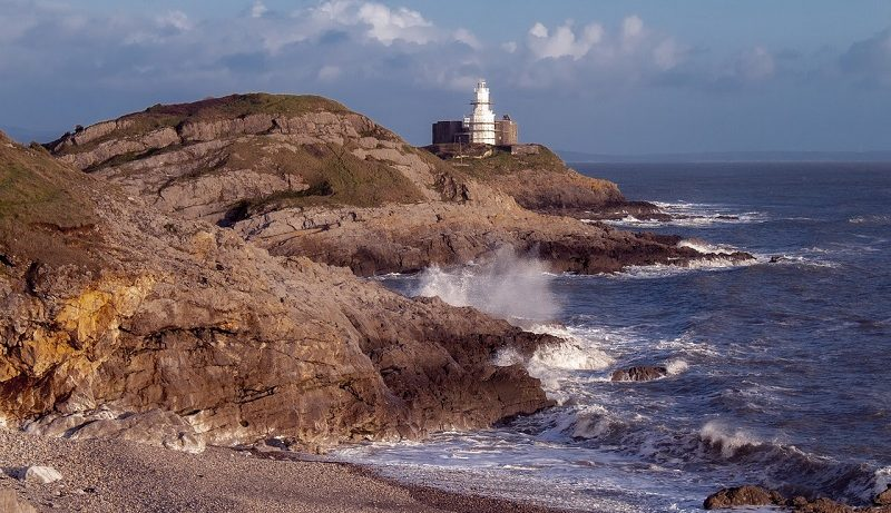 Mumbles, lighthouse